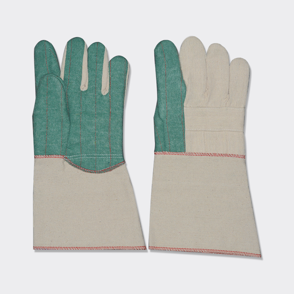 triple palm Hot Mill Glove