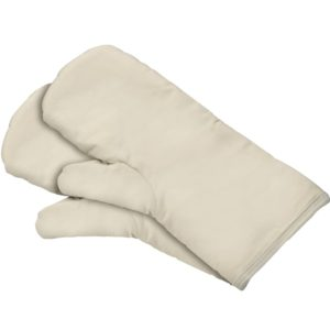 3 Layers Canvas Mitten with 40cm Length